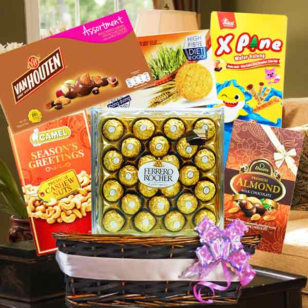 Halal Hamper Delivery HL029
