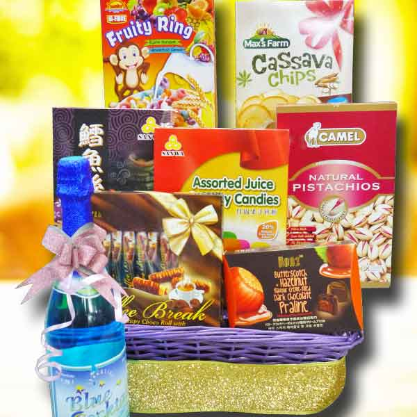 Singapore Halal Hamper Delivery