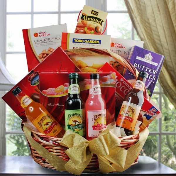 Flower Baskets Singapore : Hari raya hamper delivery singapore buy hampers
