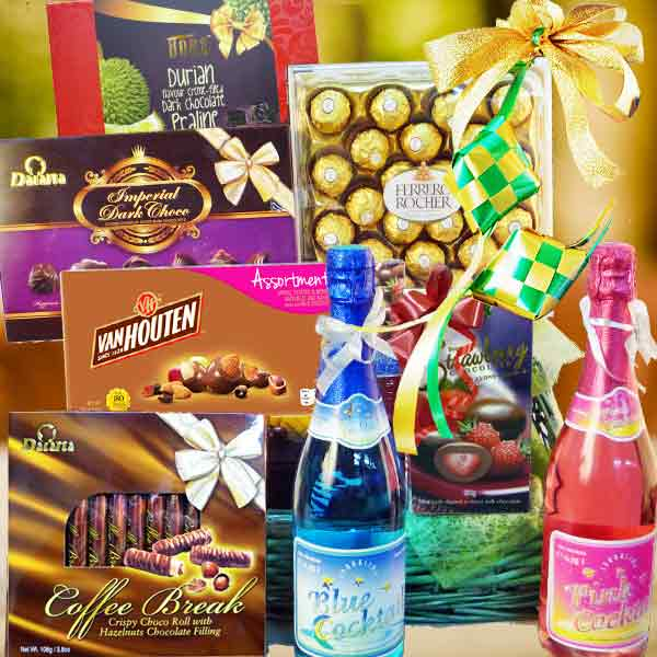 Hari Raya Hamper Delivery