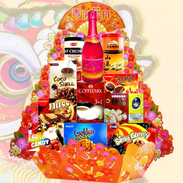 Chinese New Year Halal Hamper HLC03