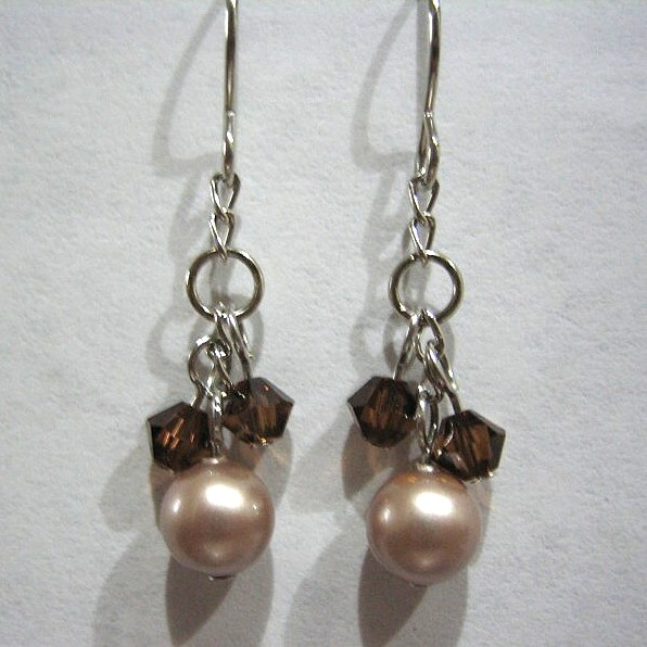 Add-on Ear Rings - Classic-E Champagne