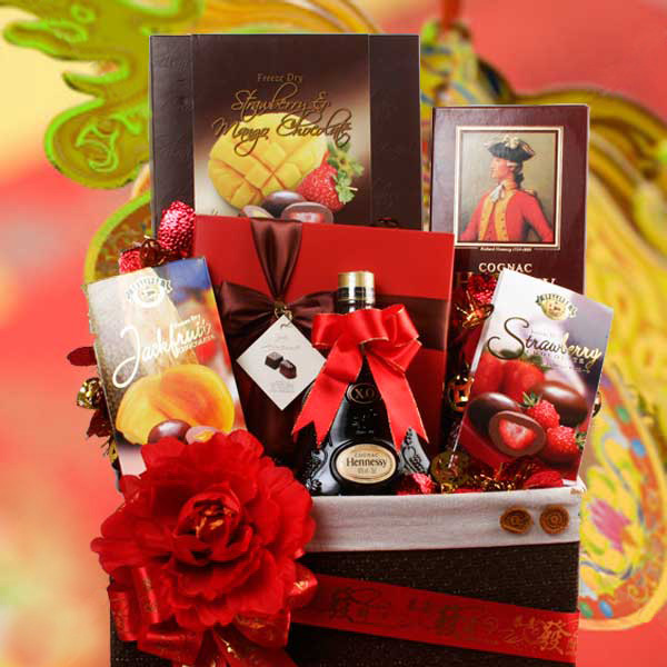 Chinese New Year Gift Basket LNY05