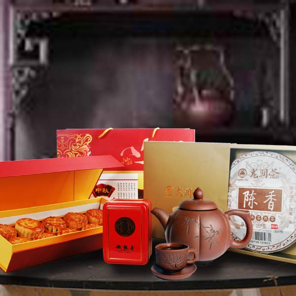 Moon Cakes Delivery