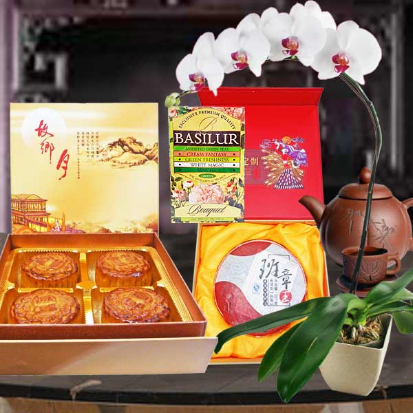 Moon Cake Delivery Singapore