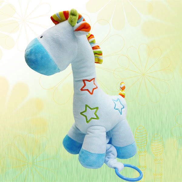 Add-on Musical Plush Toy 25cm Height
