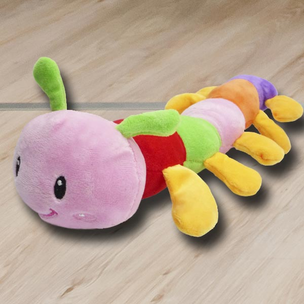 Add-on Caterpillar Soft Toy 35cm Long