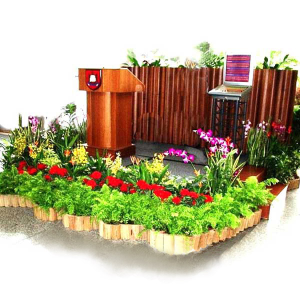 Plants Rental & Decoration In Singapore SGD380 And Above