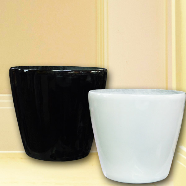 Add-On Fiberglass Planter Pot 35cm Diameter