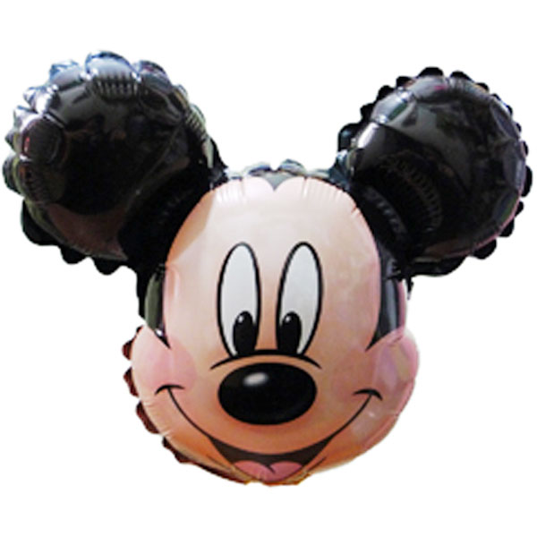 Add-on Micky mouse 9 inches foil balloon
