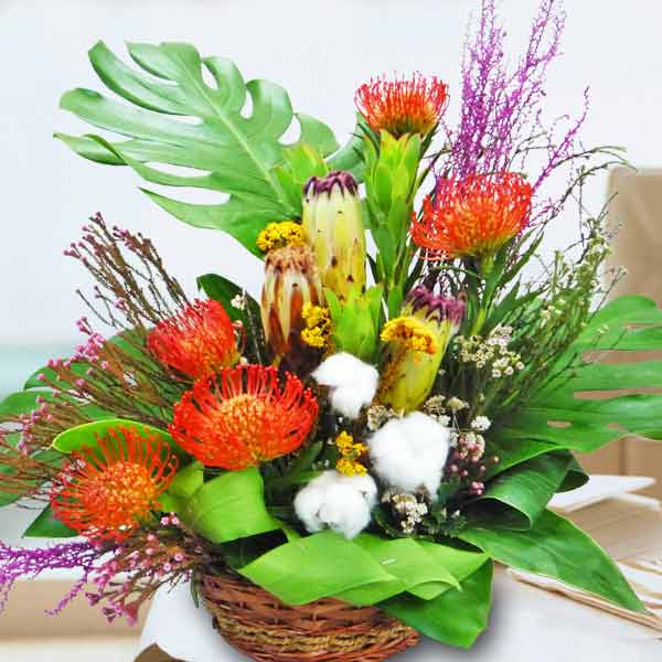 Australian Native Flowers Arrangement