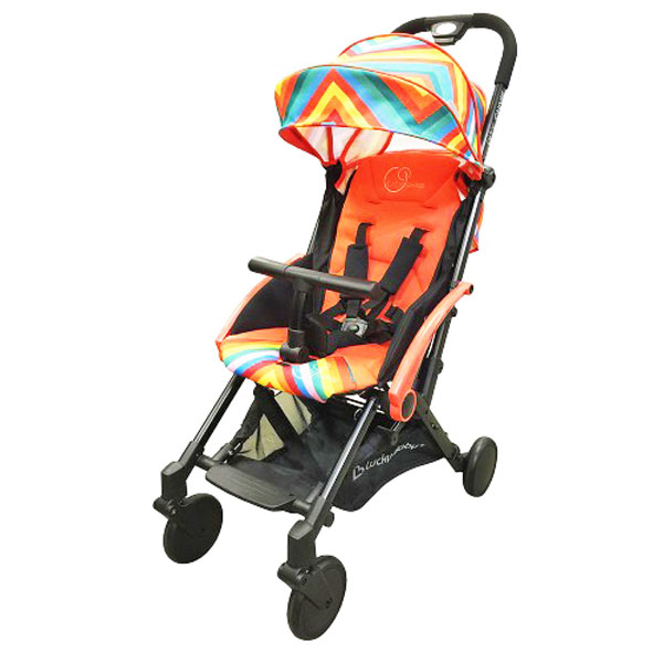 City Chase™ Active Stroller – Red