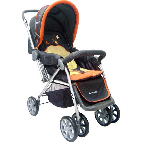 Easi™ Baby Stroller Reversible ( Need 1 Day Advance order )