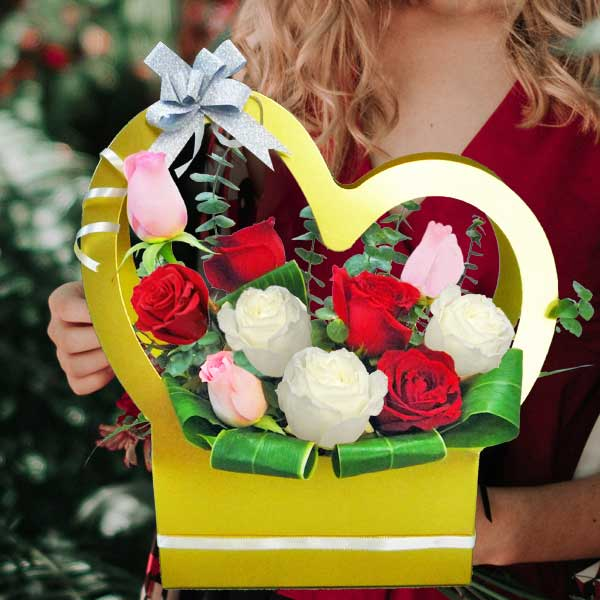 valentine flower delivery singapore