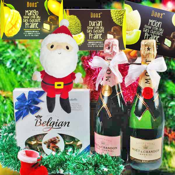 Christmas Hamper & Gift Basket Delivery XM121