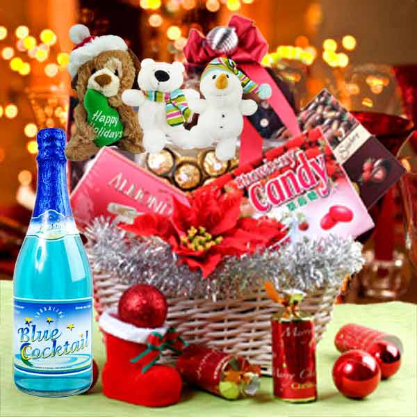 Christmas Gift Hamper XM123