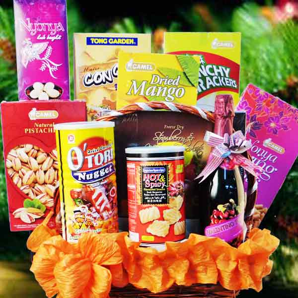 Christmas Hamper Delivery Singapore, Christmas Hampers Singapore