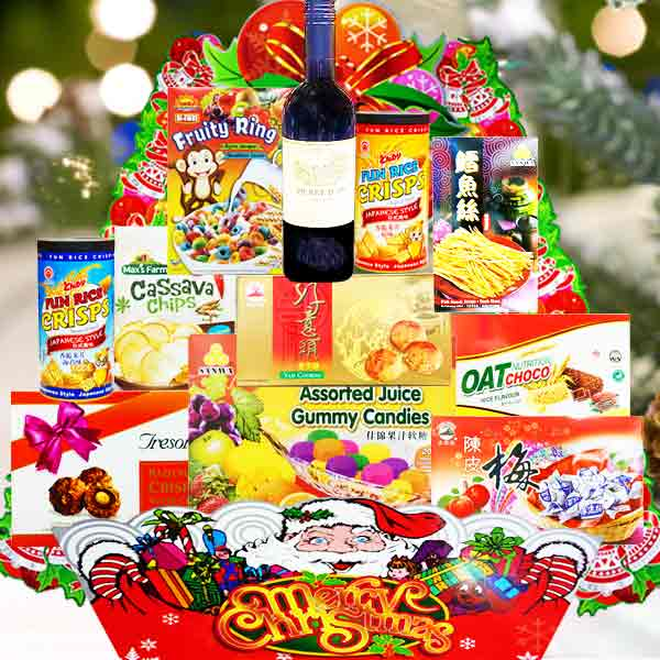 Christmas Hampers in Singapore