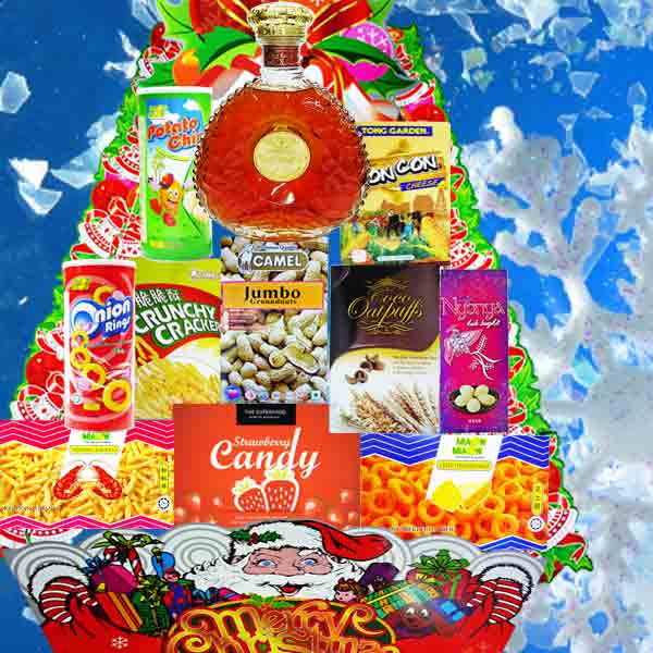 Christmas XO Hamper XM134