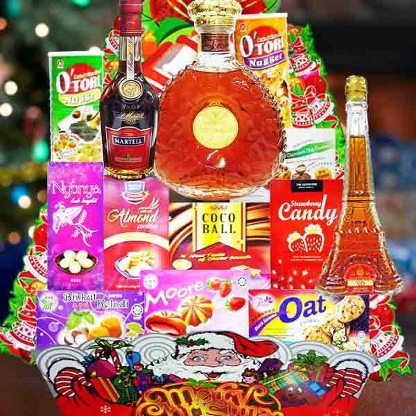 Christmas XO Hamper Delivery XM135