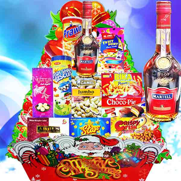 VSOP Christmas Hamper XM141