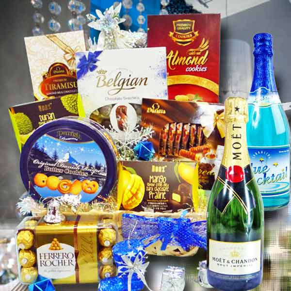 Christmas Hamper Delivery