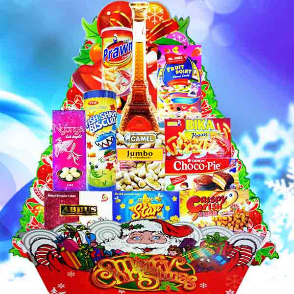 Christmas Hamper XM1809 Delivery