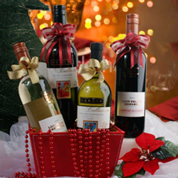 Christmas Gift Baskets XMW03